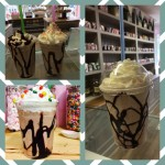 milkshake collage