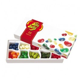 Jelly Belly 10 Flavours Gift Box