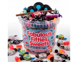 1950s Sweets Hamper - Fabulous Fifties Sweets Bucket