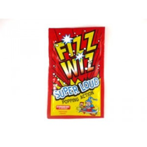 Fizz Wizz / Popping Candy / Space Dust