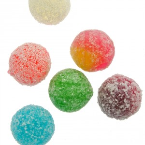 Mega Sour Raspberry Acids