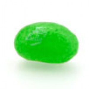 Green apple jelly belly jelly beans