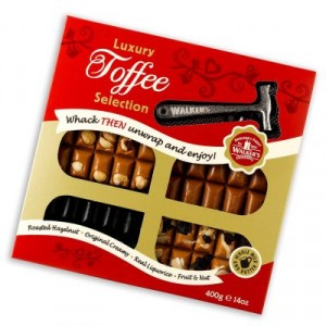 Luxury Toffee Selection