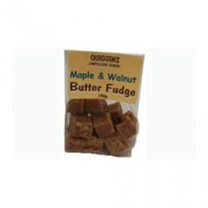 Maple & Walnut Fudge