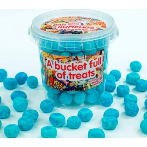 Blue Raspberry Bon Bon Sweet Bucket