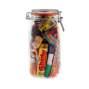 Retro Sweet Jars