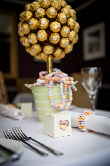 Wedding Favours Are A Traditiona Sweet Tree
