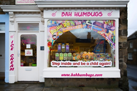 Bah Humbugs Sweet Shop